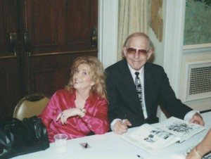 Vikki and Doug at the Mayberry Cast Reunion event at the Opryland Hotel in 2001.
