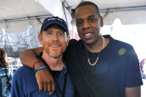 Ron H. and Jay-Z.