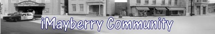 iMayberryCommunityLogo