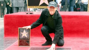 Ron Howard honored with star on the Hollywood Walk of Fame on Thursday, December 10, 2015, in Hollywood, CA. (Photo by Eric Charbonneau/Invision for Warner Bros./AP Images)