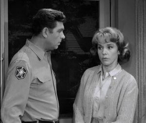 """THE VERY WITCHING TIME OF NIGHT""--Janet Waldo comes calling as Amanda in ""A Wife for Andy."""