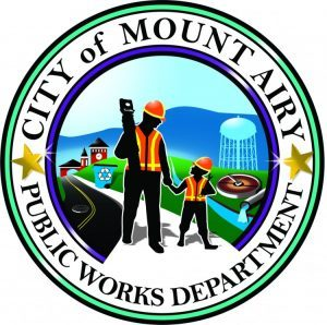 SEAL OF APPROVAL--We think this new logo for the Mount Airy Public Works Department is darn cute!