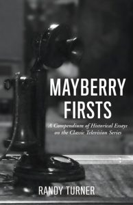 Mayberry Firsts Book Cover